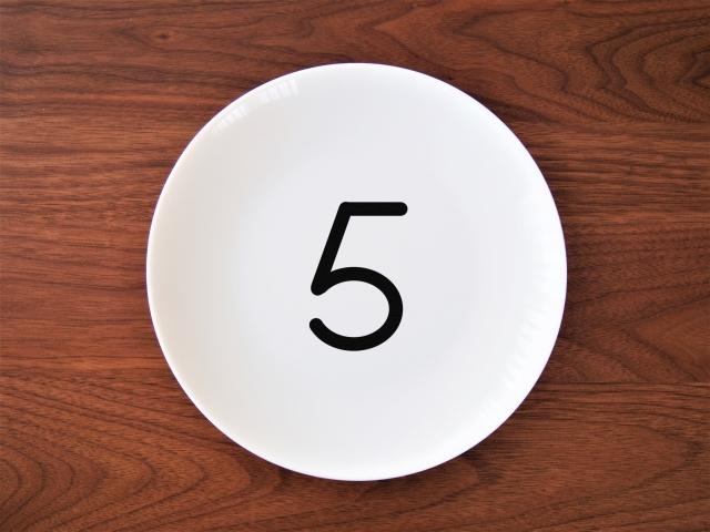 家を買うときの5つのポイント